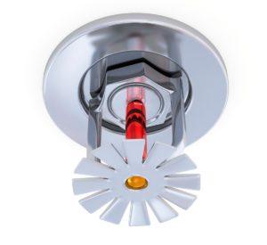 Спринклерная система пожаротушения - что это, принцип работы