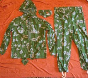 Камуфляжный костюм березка