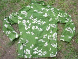 Куртка костюма березка