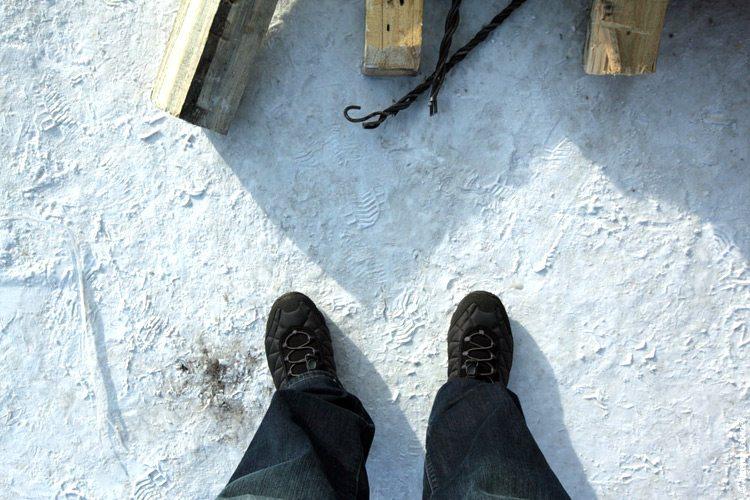 Зимние кроссовки Merrell