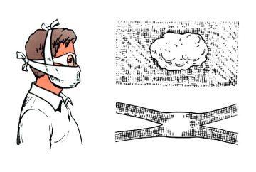 Медицина.ватно-марлевые повязки.как их изготовить медоборудование и инструменты мурманск