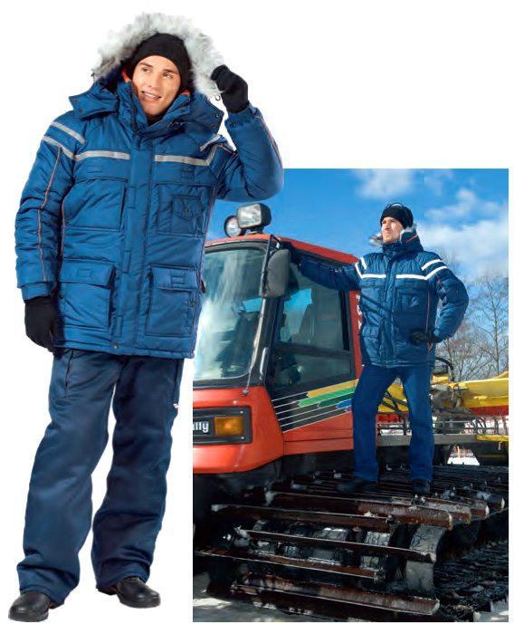 Зимняя мужская спецодежда: покупка и критерии выбора