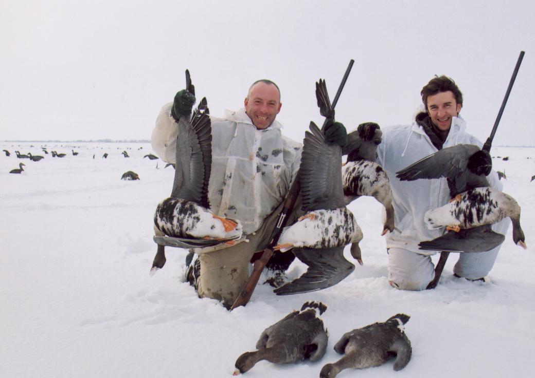 Как правильно выбрать экипировку для зимней охоты