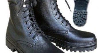 Берцы армейские уставные нового образца