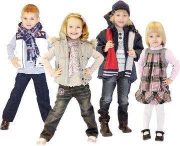 Детский американский размер одежды в переводе на русский стандарт