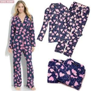 Пижама из фланели