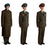 Форма военнослужащих