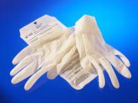 Перчатки хирургические латексные стерильные неопудренные