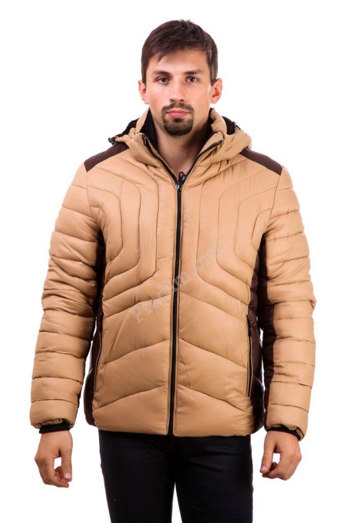 Мужская Зимняя Куртка На Холлофайбере Купить В