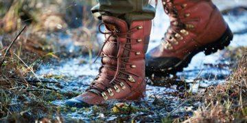 Непромокаемая обувь для мужчин