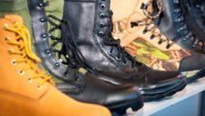 Зимняя мужская рабочая обувь