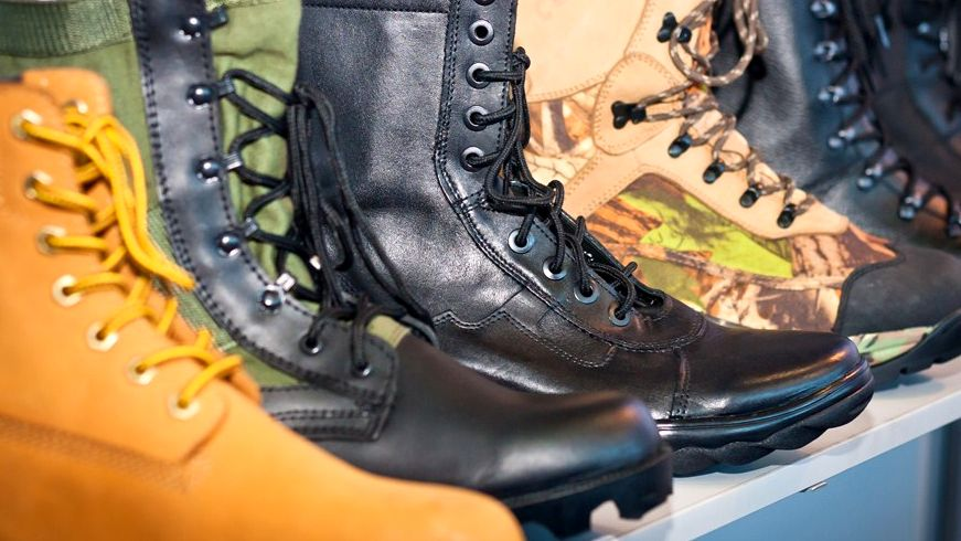 Обувь рабочая зимняя мужская