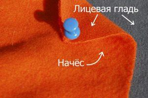 Ткань футер