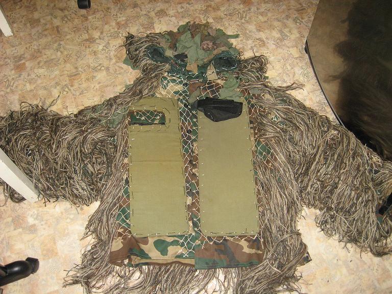 Леший костюм своими руками для охоты 72