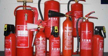Порошковые огнетушители — назначение, устройство и применение