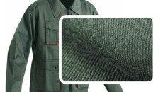 Саржа - недорогая ткань с высокой прочностью и долговечностью