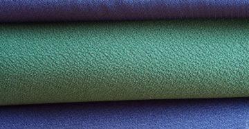 Ткань кримплен: состав, особенности, свойства