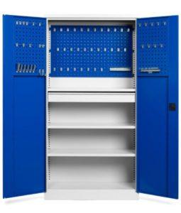Материалы изготовления шкафов для инструментов