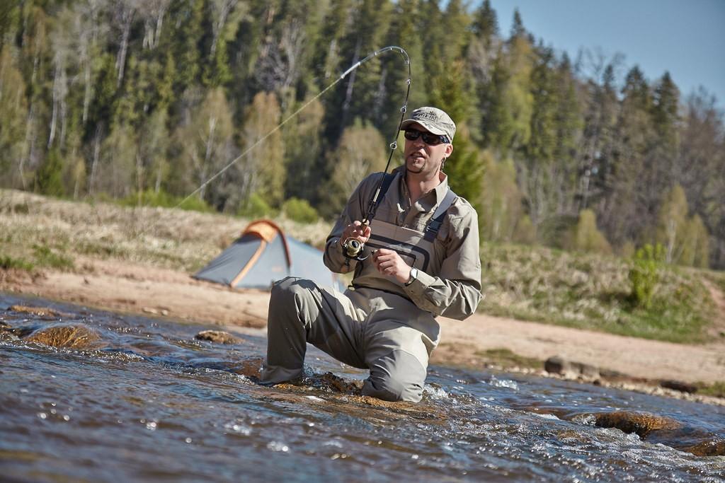 Финский вейдерсы для рыбалки