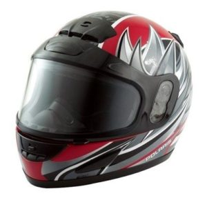 Закрытый шлем для квадроцикла